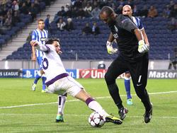Porto-Keeper Helton fällt lange aus