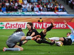 WM 2010: Friedrich trifft gegen Argentinien