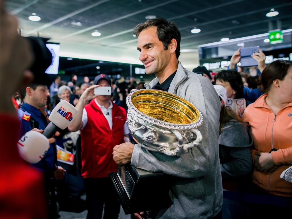 Roger Federer krönte seine Rückkehr auf den ATP-Thron mit dem 97. Titel
