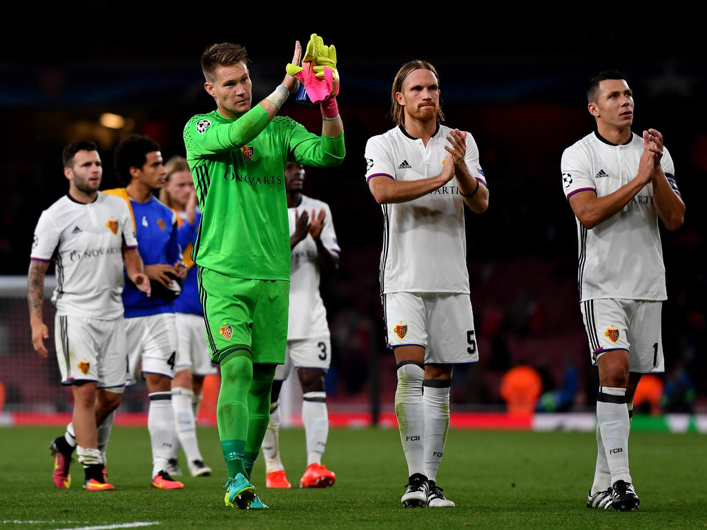 Der FC Basel trifft in der Königsklasse auf Manchester City