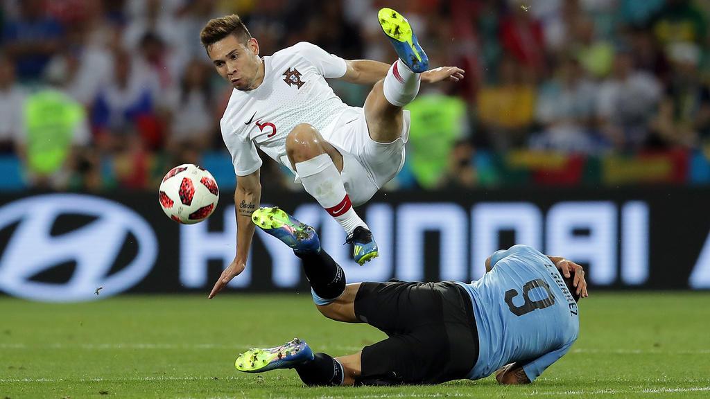 Kampf ist Trumpf beim Duell zwischen Uruguay und Portugal