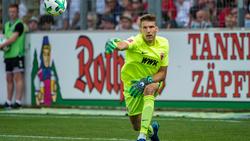 Wird Andreas Luthe die neue Nummer eins beim FC Augsburg?