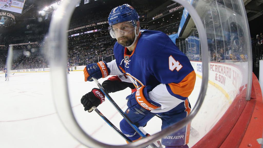 Dennis Seidenberg hat es bislang nicht in den Kader der New York Islanders geschafft
