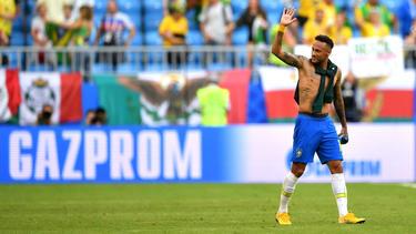Neymar präsentierte sich im Nationaltrikot aktuell in Bestform