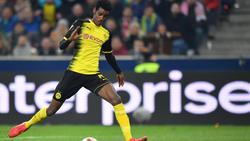 Alexander Isak spielt seit Janaur 2017 für den BVB