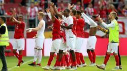 Testerfolg für Mainz 05