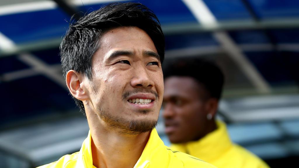 Shinji Kagawa wurde im Winter vom BVB in die Türkei ausgeliehen
