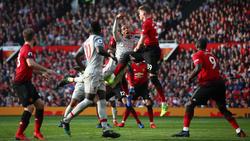 Kein Sieger im Topduell zwischen ManUnited und Liverpool
