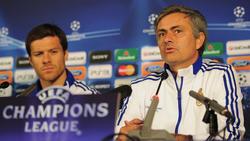 Xabi Alonso und José Mourinho kennen sich aus gemeinsamen Zeiten bei Real Madrid