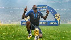 Versteigerte seine Schuhe für den guten Zweck: Paul Pogba