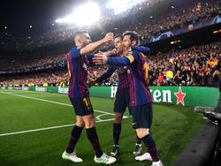 Barcelona volvió a semifinales por primera vez desde 2015. (Foto: Getty)