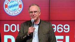 Karl-Heinz Rummenigge hat Antworten zu wichtigen Themen rund um den FC Bayern