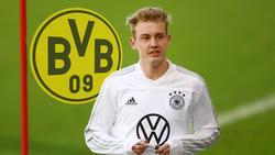 Julian Brandt hat über Gründe für seinen Wechsel zum BVB gesprochen