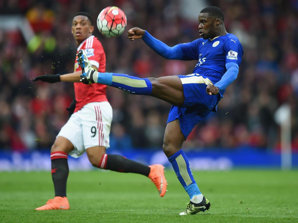 Jeffrey Schlupp wechselt von Leicester City zu Crystal Palace