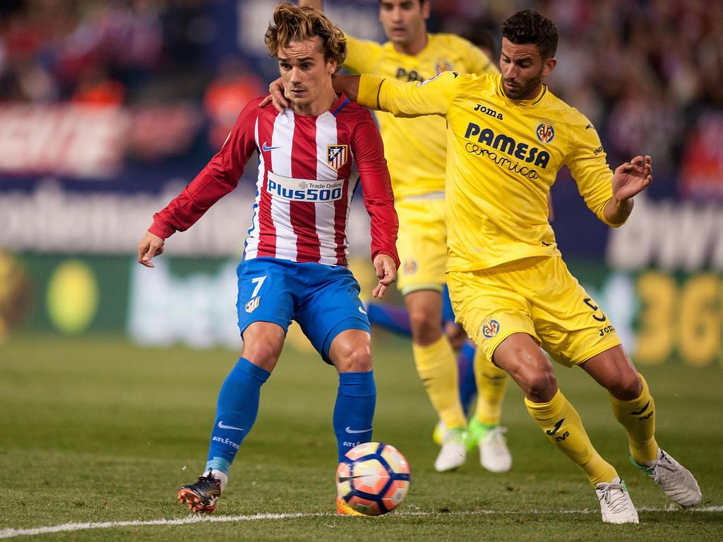 Griezmann und Co. verlieren gegen Villarreal