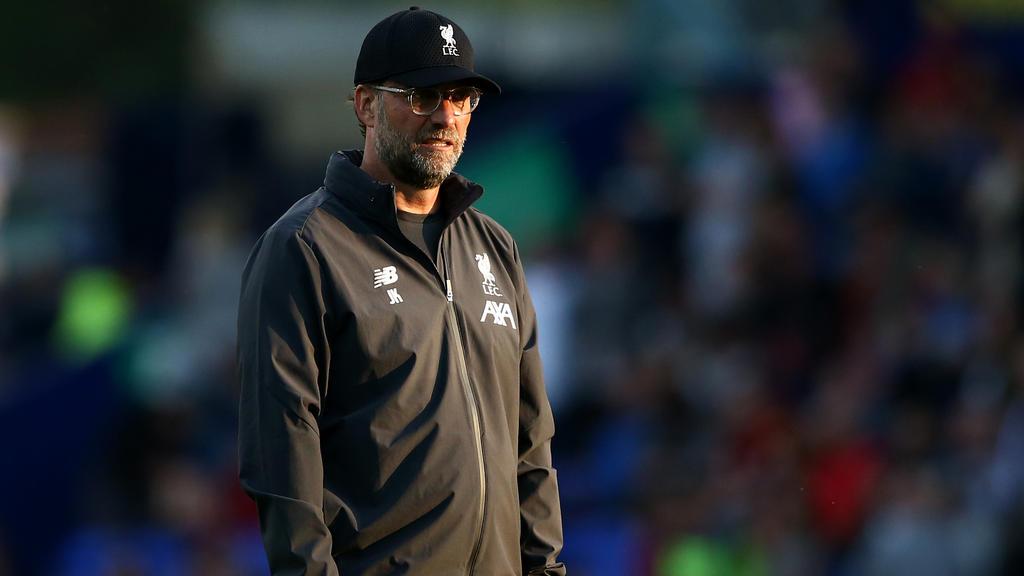 Jürgen Klopp und der FC Liverpool setzen sich erneut hohe Ziele