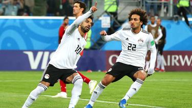 Mohamed Salah & Amr Warda