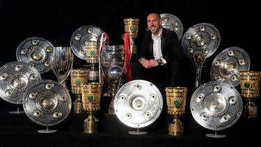 Nach seinem Abschied vom FC Bayern ist Ribéry noch auf Klubsuche