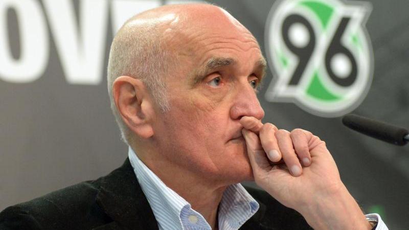 Martin Kind ist mit seiner Übernahme von Hannover 96 gescheitert