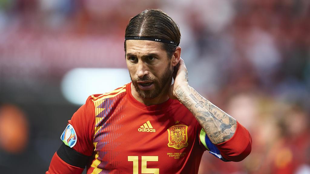 Sergio Ramos quiere aún más títulos con La Roja.