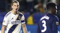 Gab dem FCBologna einen Korb: Zlatan Ibrahimovic