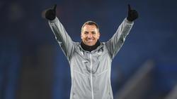 Brendan Rodgers führte Leicester zurück in die Erfolgsspur