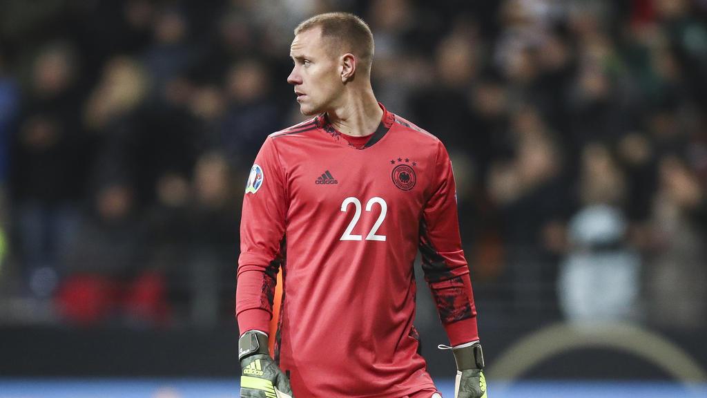 Marc-André ter Stegen ist beim DFB-Team die Nummer zwei im Tor