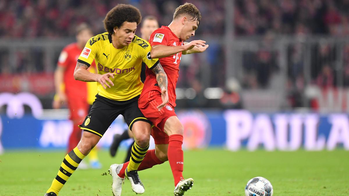 Bayern Bvb Spieler