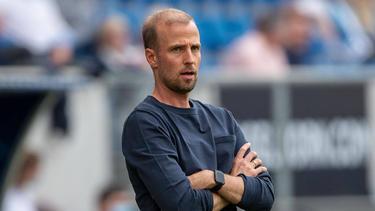 Sebastian Hoeneß trifft mit Hoffenheim auf Bielefeld