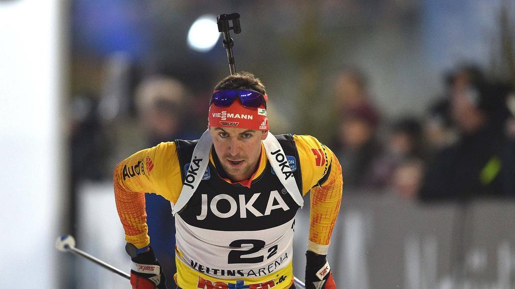 Biathlon Gesamtweltcup Herren