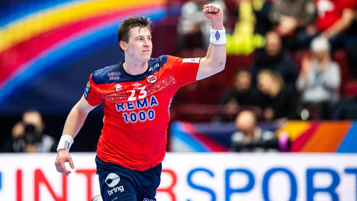 Norwegen zeigte eine Gala gegen Ungarn