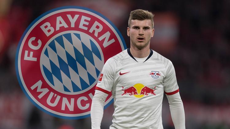 Timo Werner wechselte im Sommer nicht zum FC Bayern