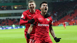 Charles Aránguiz steht vor einer Vertragsverlängerung in Leverkusen