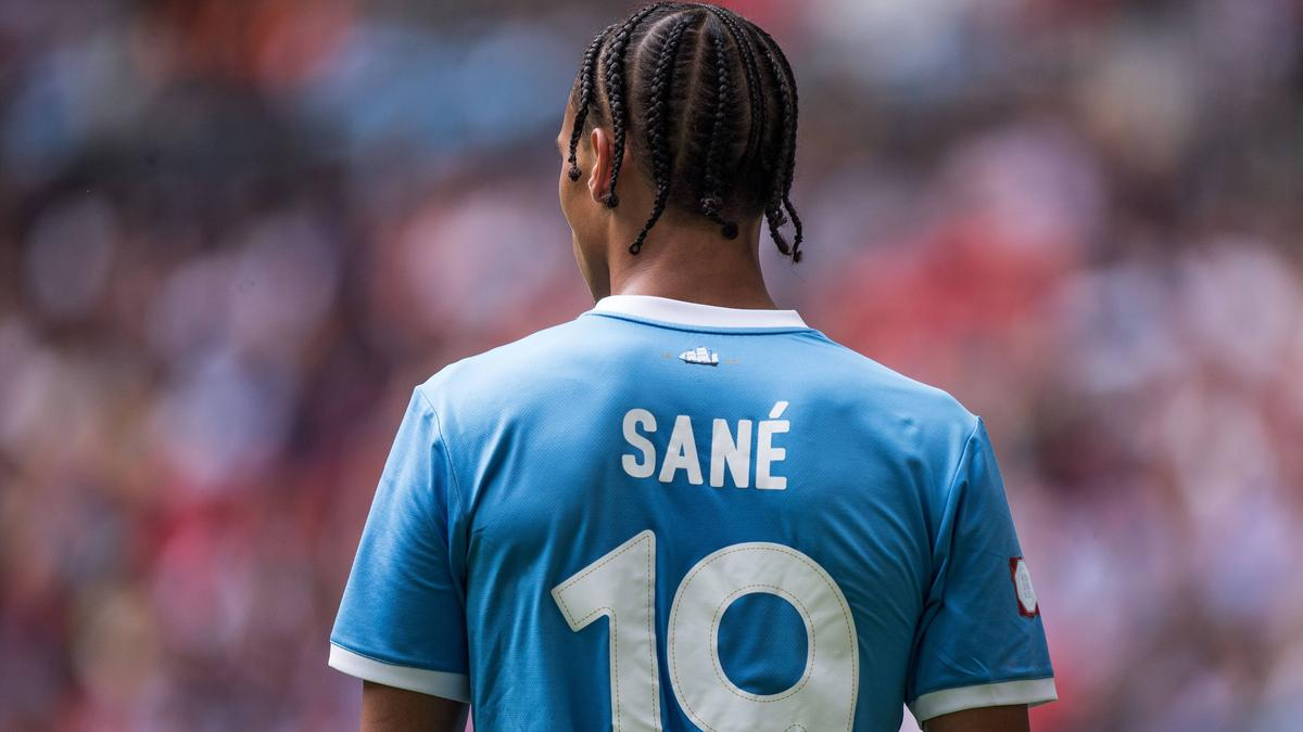 Leroy Sané steht angeblich vor der Unterschrift beim FC Bayern