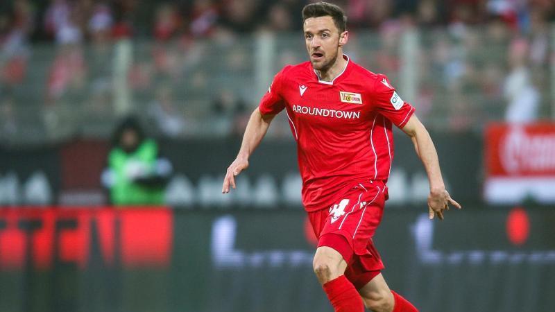 ChristianGentner steht beim 1. FC Union Berlin unter Vertrag
