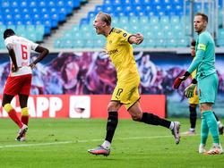 Erling Håland, Borussia Dortmunds Matchwinner in Leipzig