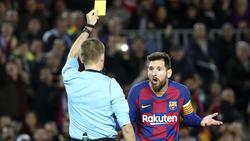 Gute Nachrichten für Lionel Messi und Co.