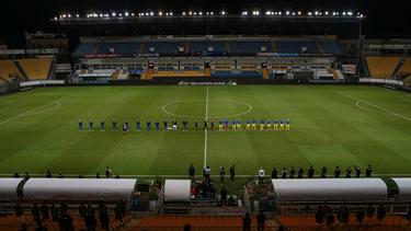Im Tardini-Stadion sind Fans unter Auflagen zugelassen