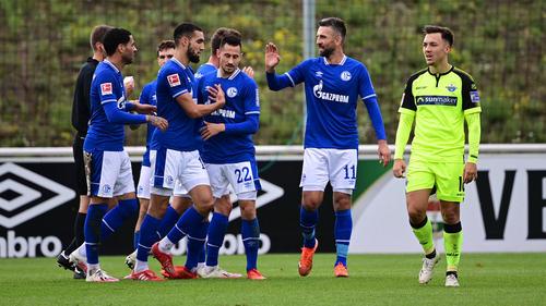 Achtungserfolg für den FC Schalke 04
