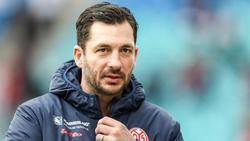Soll neuer Coach von Dynamo Moskau werden: Sandro Schwarz