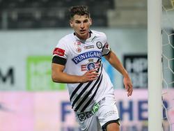 Ivan Ljubić fühlt sich beim SK Sturm Graz pudelwohl