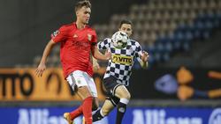 Trägt mittlerweile das Benfica-Trikot: Luca Waldschmidt