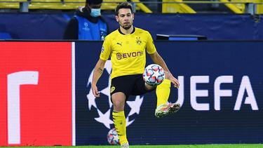Raphael Guerreiro (M.) wird gegen Lazio wohl zurückkehren