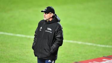 Urs Fischer ist Trainer des 1. FC Union Berlin