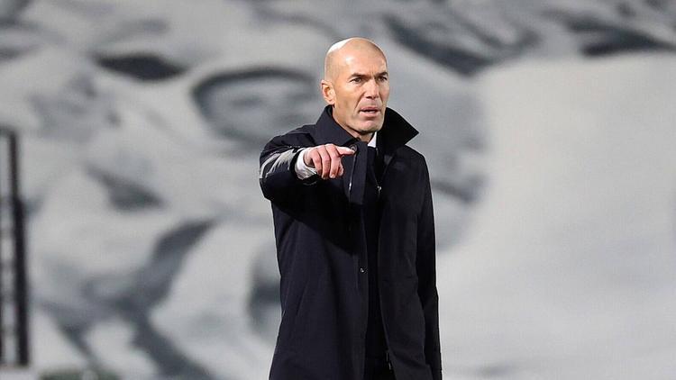 Zinédine Zidane hat bei Real Madrid einen schweren Stand