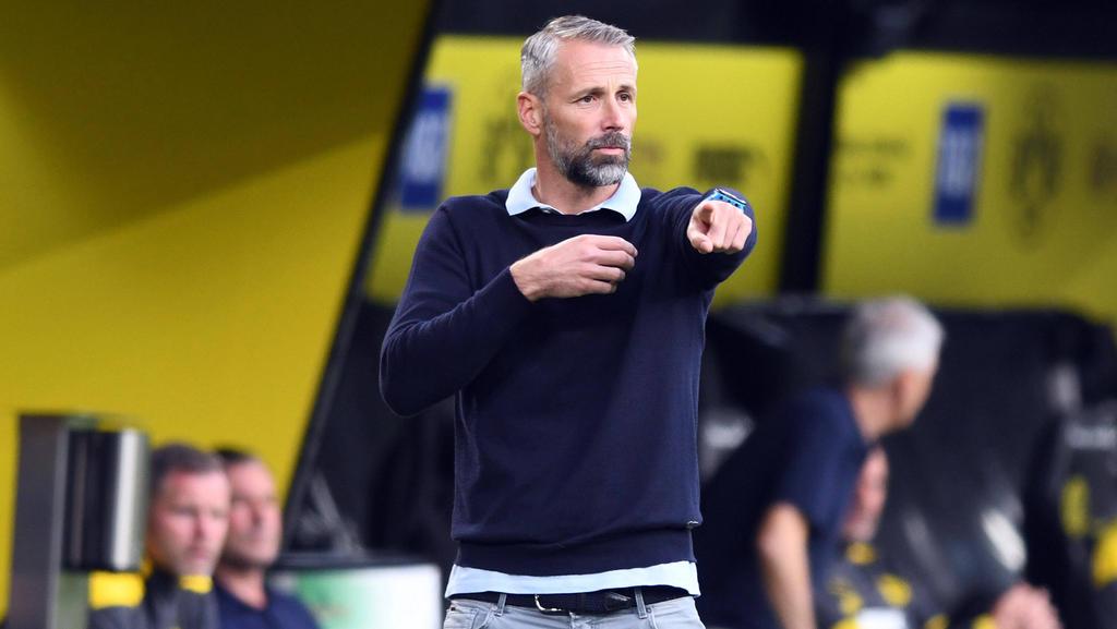 Wechselt von Gladbach zum BVB: Marco Rose