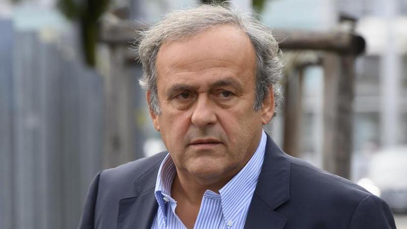 Michel Platini kritisiert die Entwicklungen bei der UEFA