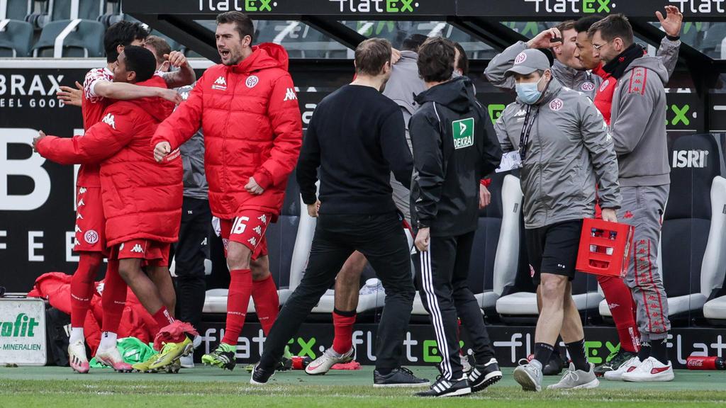 Beim FSV Mainz läuft es derzeit richtig gut