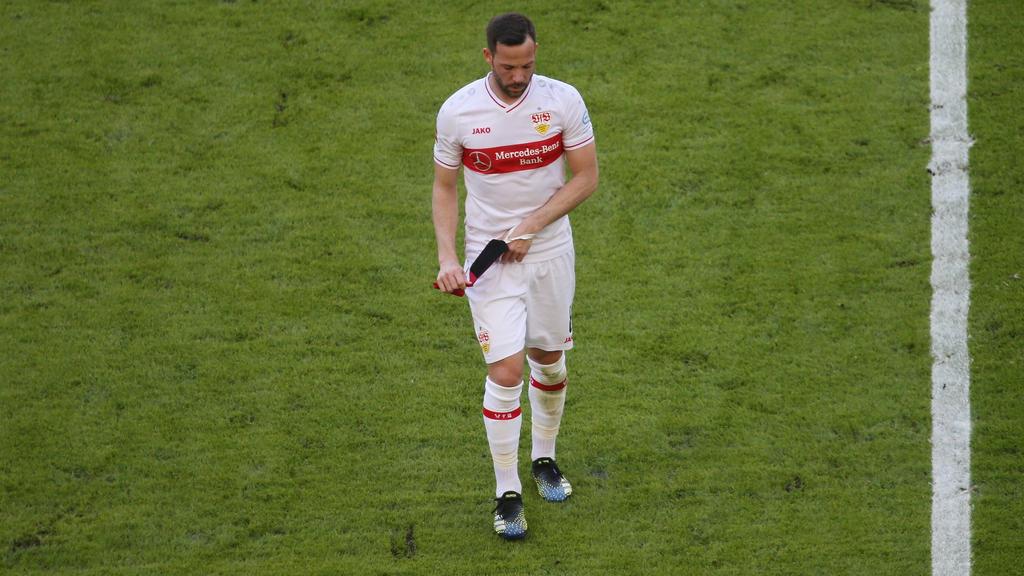 Gonzalo Castro muss den VfB Stuttgart verlassen