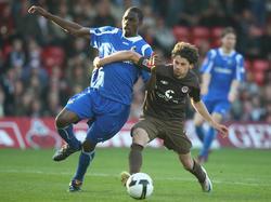 Idrissou triff zum Sieg